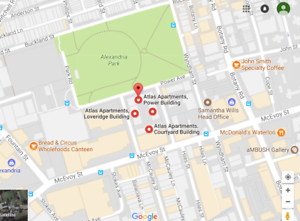 Parking space for rent in Alexandria - Near station Alexandria Inner Sydney Preview