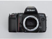Nikon Film Camera F801