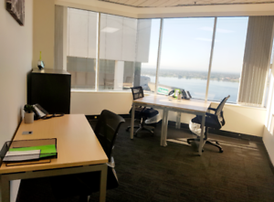 2-3 Person Executive Office Panoramic Views of the Swan River Perth Perth City Area Preview