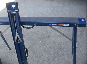 Mastercraft Portable/Folding Metal Sawhorse ...$25...obo