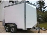 "10' X 6' X 6'6"" Twin Axle Box Trailer Market Stall Traders Dream!"