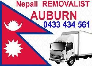 EVEREST REMOVALS - AUBURN Auburn Auburn Area Preview
