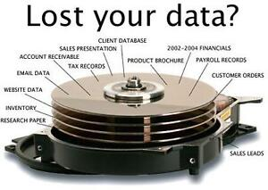 Data Recovery Services (In-House)