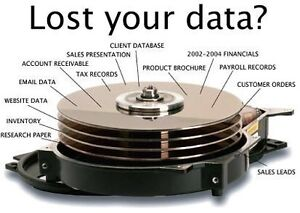 DATA RECOVERY  BY EXPERT OPTION Auburn Auburn Area Preview