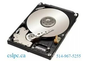 Data recovery Montreal west Island - Flat Rate 199$ Pro tech