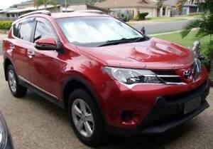 2013 Toyota RAV4 Wagon Rockhampton Rockhampton City Preview