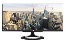 LG 29MA73-D 73cm 29Zoll IPS LED Monitor HDMI DVI SCART DVB T C CI+ HD Empfang