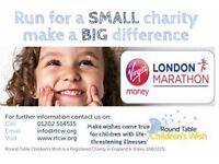 London Marathon 2017 places available!!