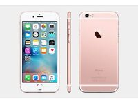 Iphone 6s Rose gold fantastic condition