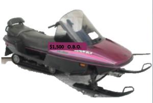 1992 Ski Doo Safari GLX