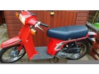 1988 50cc honda city express