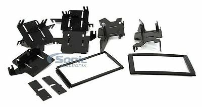 Metra 95-7624 Double DIN Dash Kit for Select 2007-Up Nissan Vehicles