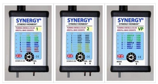 Tuning Diesels Synergy Digibooster