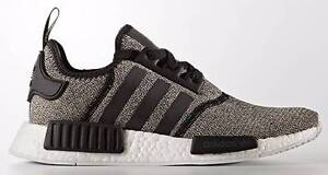 Adidas NMD R1 (black/charcoal-white) SIZE 7 Strathfield Strathfield Area Preview