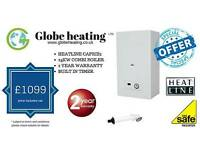 New Boiler Offer from Globe Heating Ltd