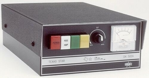 TEXAS STAR 500 CW TRANSMITTER (TXS500V)