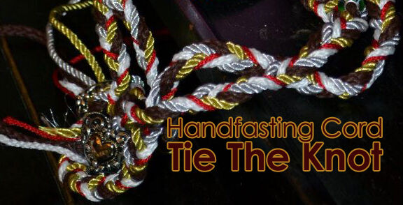 Items in Tie The Knot Handfasting Cords store on eBay!