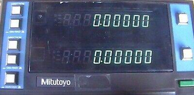 Mitutoyo Arc-5701w Digital Dial Electronic Readout A-counter Indicator 164-770-5