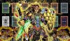 Yugioh Gladiator Beast Playmat