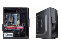 Gaming PC AMD Quad Core High Performance BRAND NEW Cheap Custom Made *NO OFFERS*