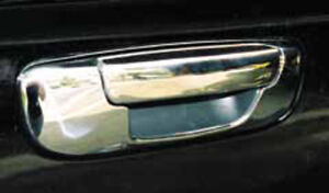 Stainless Steel Chrome Tailgate Handle