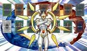 Yugioh Elemental Hero Playmat