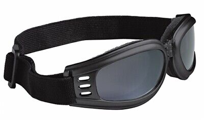 Held Motorrad Brille mit verspiegelten Gläser und Anti Fog zusammenklappbar