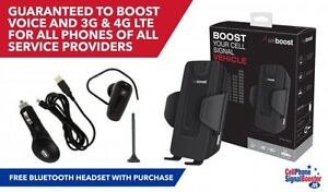 4G Wilson Cell Phone Signal Booster For Car (weBoost Amplifier)