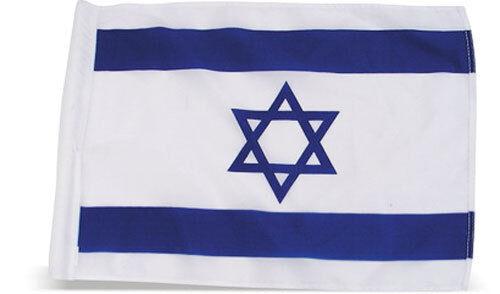 Israeli Flag - Symbol of Israel - Jewish Star of David