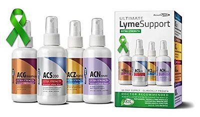 Results Rna Ultimate Lyme Support Extra Strength 4 Oz Acs Acz Acg Acn Fast Ship