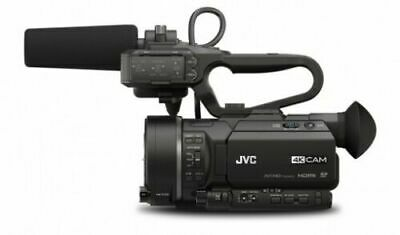 JVC GY-LS300CHE 4K Videocamera Commerciante Nuovo Ovp Incl. Gratis XLR Micro-