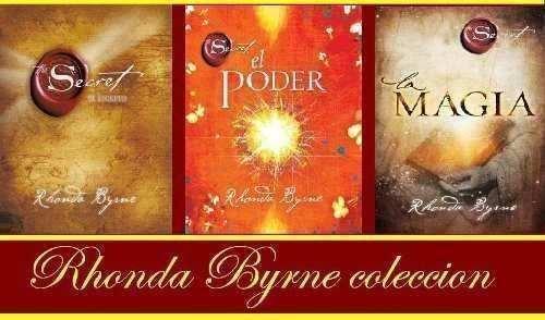 El Secreto El poder La Magia Rhonda Byrne + Audiolibro 4 Libros Digitales PDF