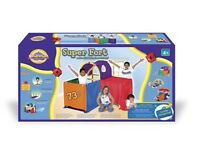 Cranium Super Fort - Kids Building Kit (2 Full Kits)