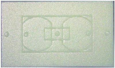 Wall Plate Insulation Gasket 10-pack