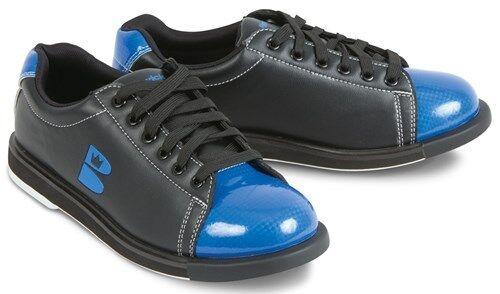 Brunswick TZone Black/Blue Mens Bowling Shoes