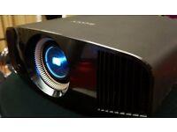 Sony VW500ES 4K 3D Projector (itsTrue 4K unlike UHD tv's in the market)