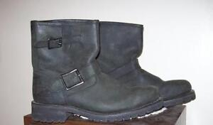 Caterpillar Engineer/Motorcycle Boots Brand New