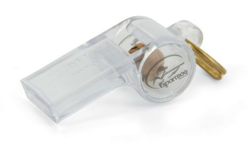 SportDOG SAC00-11751 ROY GONIA Original Clear Competition Whistle With Pea