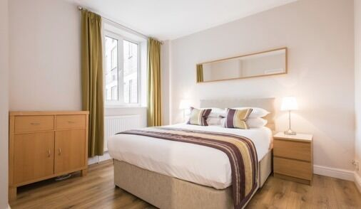2 Bed - Short Let - Serviced Apartment - All Bills Inclusive, Wifi - Central London - £1,050 PW