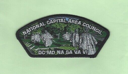 NATIONAL CAPITAL AREA COUNCIL KOREAN WAR MEMORIAL CSP  2017 ISSUE