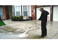 POWER WASHING driveways walls house conservatory gutters pipes all aspects of washing free qoutes