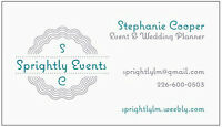 Birthday party / Showers / Holiday Events and More!
