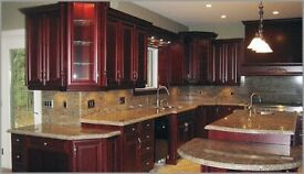 Bust Buy Golden Marble Kitchen Worktops sale in London ! Christmas Offer