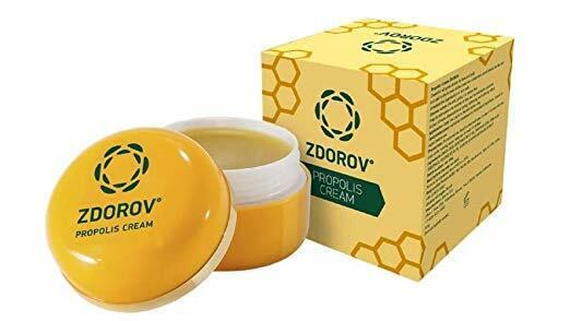 (111,67€/100g)  Zdorov Propolis Creme auf natürlicher Basis 30g