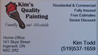 Friendly and Affordable Professional Painting