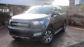 2016 Ford Ranger Pick Up Double Cab Wildtrak 3.2 TDCi 200 Diesel Van