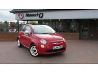 2014 Fiat 500C 0.9 TwinAir Colour Therapy 2 door Petrol Convertible