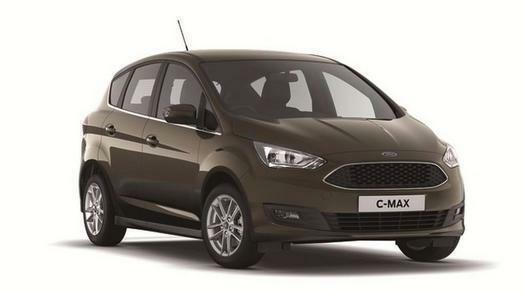 2017 Ford C-MAX 1.6 125 Zetec 5 door Petrol Estate