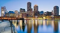 Montreal à Boston $60