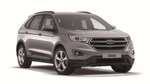 Ford Edge   Zetec  Doorsel Estate